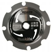 Makita 165x20mm TCT Circular Saw Blade for Fiber Cement Board (B-22997)